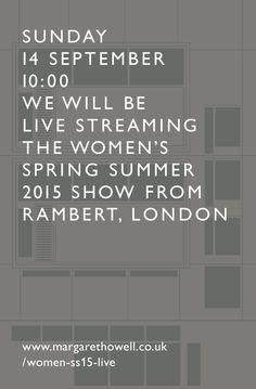 http://www.margarethowell.co.uk/women-ss15-live