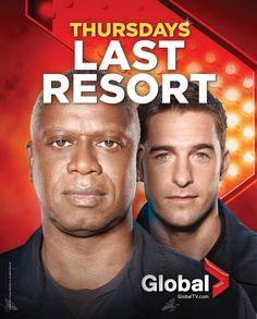 #LastResort - Thursdays beginning September 27 on Global