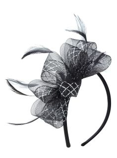 Black Crin Lurex Bow by BHS. Available through the Wedding Heart website: http://www.weddingheart.co.uk/bhs--mother-of-the-bride.html