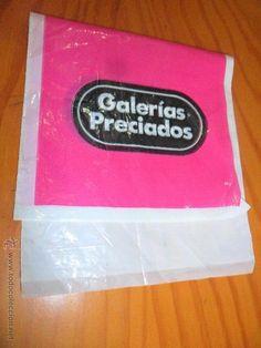 BOLSA ANTIGUA DE GALERIAS PRECIADOS PARA JOYAS (Coleccionismos - Varios)