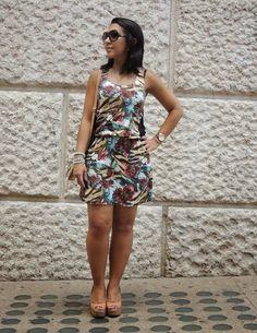 vestidos soltinhos com elastico na cintura - Pesquisa Google
