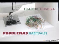 Clase de costura 18: Atascos de la máquina de coser y problemas habituales | Manualidades Más