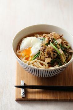 うどん Japanese udon