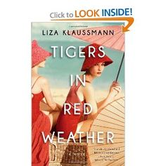 "Author Liza Klaussmann, descendent of Herman Melville, has written the brilliant novel ""Tigers in Red Weather"", a story of family strife and secrets. Now the novel has been made into 9 unabridged CD's for readers' listening pleasure. And a pleasure it is, as the upper-class world of cousins Nick and Helena is captured as the years after World War II pass. Nick and Helena have kept their family home, Tiger House, on Martha's Vineyard and that home is the novel's primary sett"