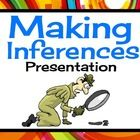 $2 This 13 slide SMART notebook (and PDF) presentation provides students with introductory information about inferential thinking.  The presentation i...