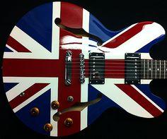 Union Jack ES335