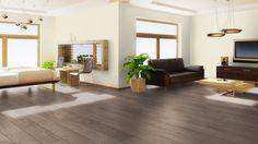 Authentic Oak Heartwood is een heel populaire vloer. Met voegstrip wordt deze nog fraaier.