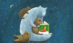 Story and sleep / Cuento y a dormir (ilustración de Alexander Steffensmeier)