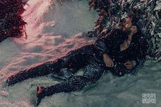 Jamie Dornan, L'uomo Vogue Oct.2016