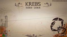 Wochenhoroskop: Krebs (KW 33 - 2016) - So stehen deine Sterne Kinder Wochen vom 15. - 21.8.2016 #Horoskop #Krebs #Liebe #Gesundheit #Job