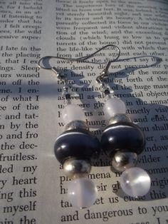 Buy me at https://www.etsy.com/listing/181015966/floating-ice-earrings?ref=listing-shop-header-0