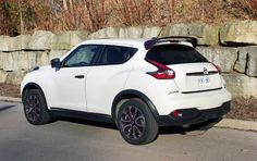 2015 Nissan Juke SL AWD The Greatest SUVs and Crossovers
