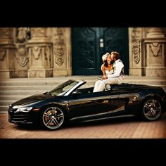 Valentine's Day Audi R8 Style