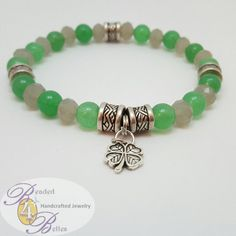 Check out this item in my Etsy shop https://www.etsy.com/listing/513692959/green-aventurine-czech-crystal-beaded