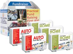 First Aid Fundraising Program | 100% profit guarantee | Simple Steps to BIG Profits | The Fund Raiser that is a Safe, Fun, & Easy alternative! | First-Aid-Product.com Maybe next year and have profits cover the students half of ARC certification.