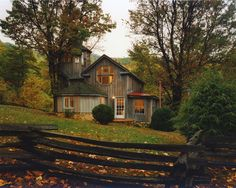exterior by Anne Folsom Smith Interior Design http://www.houzz.com/photos/5356134/Mountain-Getaway-in-Virginia-traditional-exterior-richmond