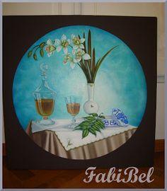 Pipounet et Poupinette: Huiles, aquarelles, pastels… quelques-unes de mes œuvres - Oils on canvas, watercolors, pastels ... some of my works.