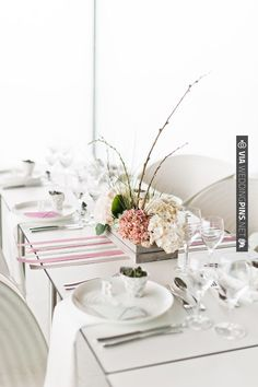 modern table decoration ideas | CHECK OUT MORE IDEAS AT WEDDINGPINS.NET | #wedding
