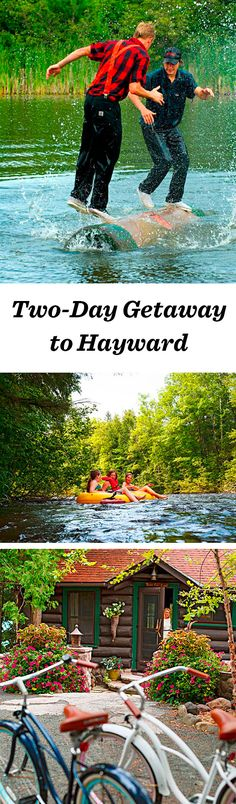 Fishing and North Woods heritage have lured travelers to Hayward Lakes for generations: http://www.midwestliving.com/travel/wisconsin/hayward/two-day-getaway-to-hayward-lakes/ #wisconsin #northwoods #hayward