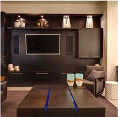 Entertainment Centers Design Ideas, Pictures, Remodel And Decor