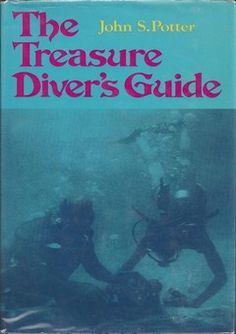 The Treasure Diver's Guide by John S. Potter, Jr. This book has started many treasure hunts! It begins by discussing the Spanish galleons carrying gold and silver from the New World to Spain, tells the stories of wrecks already salvaged (as of 1960), discusses wreck identification, and overviews underwater archaeology. However, most of the book comprises the first comprehensive listing of treasure wrecks (but over the past 40 years some of the data has been shown to be erroneous).