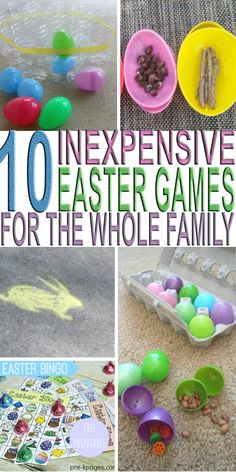 Looking for an affordable Easter Idea? Spring is coming and that brings a holiday we all love called Easter. My kids love to get out and play in the Spring. I wanted to find some fun, inexpensive Easter games for the wholefamily to enjoy while we celebrate Easter. These are simple games that can be played from toddler to adulthood. MostKeep Reading