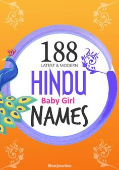 : There are several modern Hindu names that are unique and beautiful. Sounds hard to believe? Check out MomJunction's amazing latest Hindu baby girl names and decide for yourself! Modern Indian Girl Names, Modern Baby Girl Names, Trendy Baby Girl Names, Indian Baby Names, Unusual Baby Names, Cute Baby Names, Modern Names, Latest Baby Girl Names, Hindu Girl Baby Names