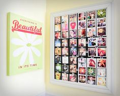 Printed Image Collage #Collage #Photo #DIY