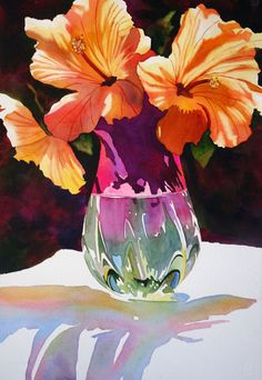 — Anne Abgott | Award-Winning Watercolor Artist