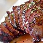 Makkelijk gerechten: biefstuk