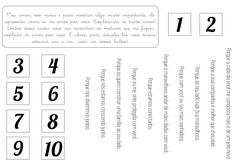 """Este aqui, você pode imprimir em papel sulfite. Leia o """"Psiu 1""""."""