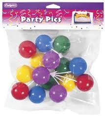 For making balloon cakes