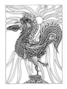 Sarimanok by Lakandiwa.deviantart.com on @deviantART