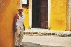 Izamal: The Yellow City #Mexico #Yucatan #travel #colour #color