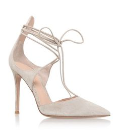 Gianvito Rossi Antonia Lace-Up Pump available to buy at Harrods. Shop designer women's shoes online and earn Rewards points.