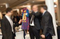 "Sport & Business at Fc Barcelona Stadium ""Nou Camp"""