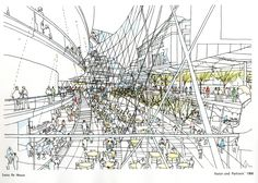 Image result for retail sketches