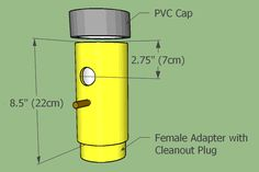Free DIY plastic PVC bird house design PLANS for backyard or garden. These APPROVED plans will attract bluebirds, goldfinches . Bluebird House Plans, Bat House Plans, Bird House Kits, Yard Art Crafts, Bird House Feeder, Bird Feeders, Diy Bird Bath, Bird Houses Diy, Box Patterns