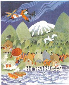 Rie Munoz Tenakee Medivac limited edition print