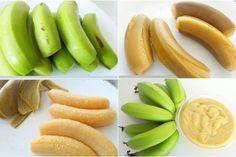 A biomassa de banana verde traz benefícios como ajudar na perda de peso, combater a prisão de ventre e diminuir o colesterol. Veja como fazer e como...