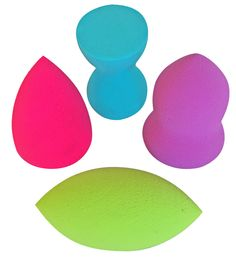 Free Shipping on All Orders + 3 Day Priority Shipping for Orders Over $75 (US Only) The SECRET Tools used by Professionals Set Includes: Pink Teardrop, Purple Pear, Green Spade and Blue Sculptor. Crea