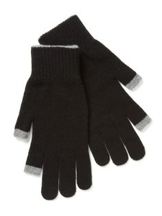 ETRE  Solid Wool Gloves