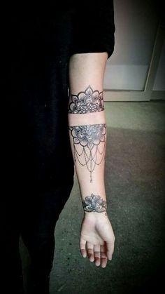 Beautiful arm piece