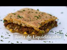 ▶ Receita de Torta de Liquidificador (Vegan)