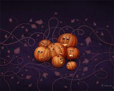 Undefined Pumpkins Wallpapers For Desktop