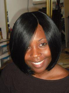 sew in invisible part Bob Haircuts, Bob Hairstyles, Black Women Hairstyles, Hair Cuts, Bob Hair Cuts, Haircuts, Hair Cut, Bob Cuts, Hair Style