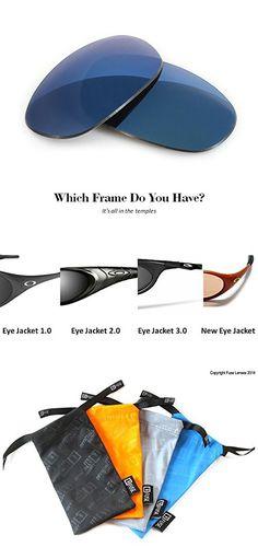 2caaedae5d8 Revant Lenses for Oakley Racing Jacket Polarized Plasma Purple AF ...