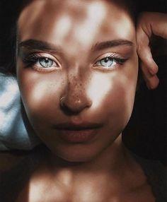 Image de girl, eyes, and beauty