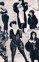 Bogey's Underground Fashion '80s. Big scans of several catalogs