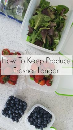Tired of throwing out produce? Learn how to keep your fruits and vegetables fresher up to 80% longer in just one step, thanks to FreshWorks featured on Having Fun Saving and Cooking.